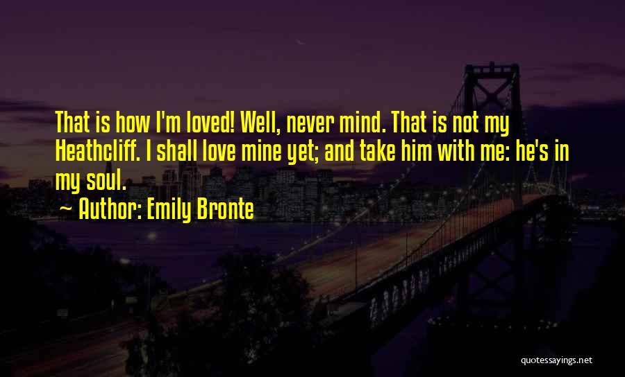 Emily Bronte Quotes 754222
