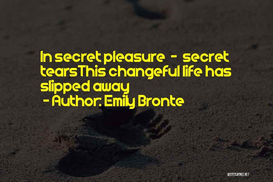Emily Bronte Quotes 839460