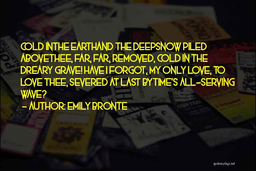Emily Bronte Quotes 887086