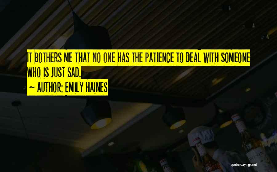 Emily Haines Quotes 1898758