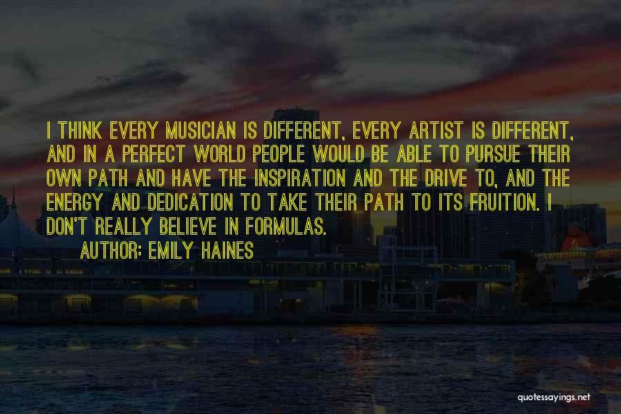 Emily Haines Quotes 1906832