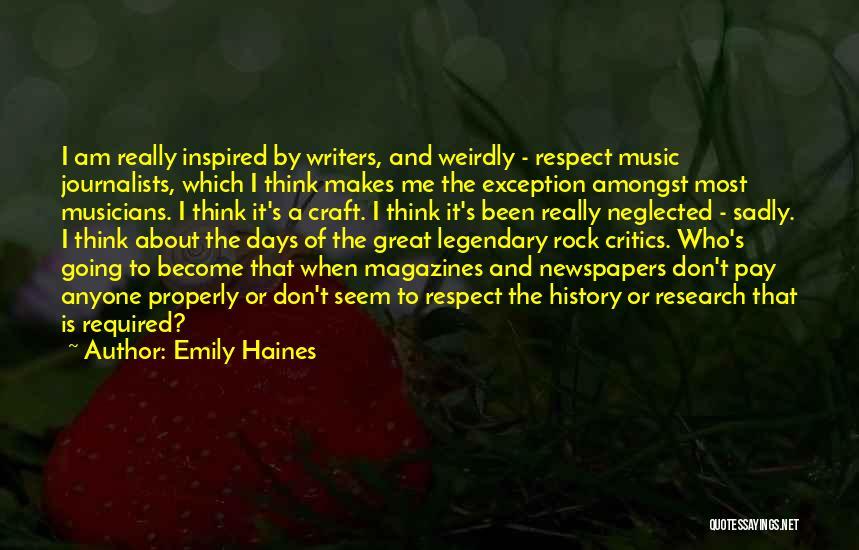 Emily Haines Quotes 2224270
