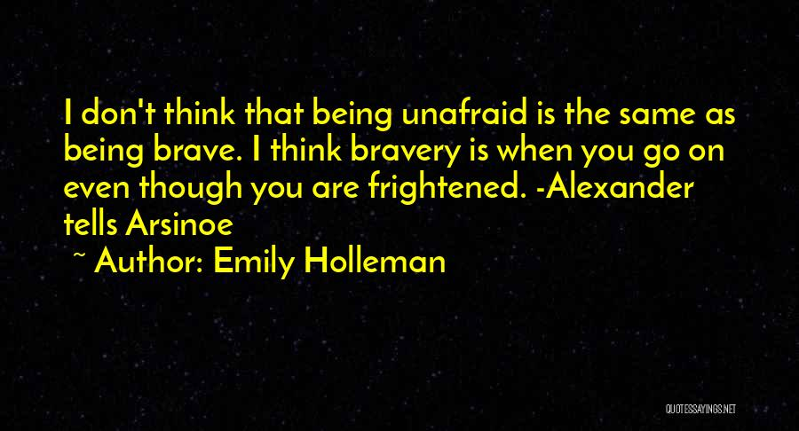Emily Holleman Quotes 1066663