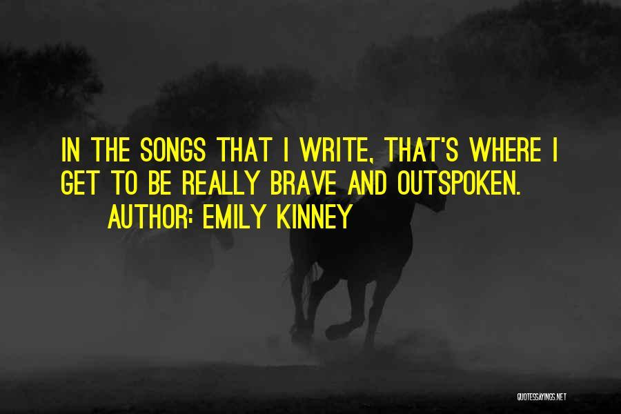 Emily Kinney Quotes 1947905