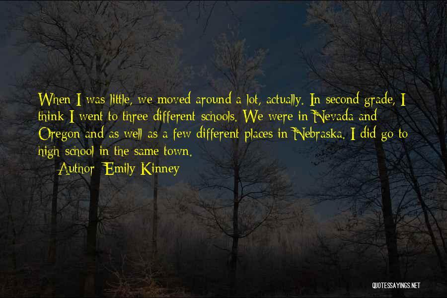 Emily Kinney Quotes 555953
