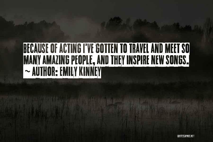 Emily Kinney Quotes 783732