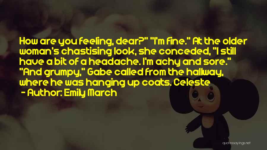 Emily March Quotes 1118590