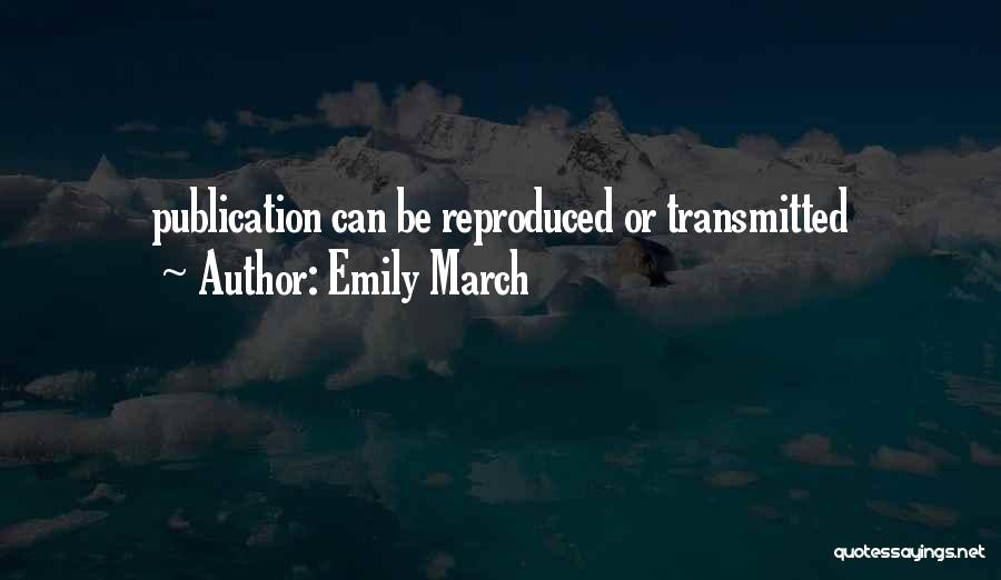 Emily March Quotes 1137037