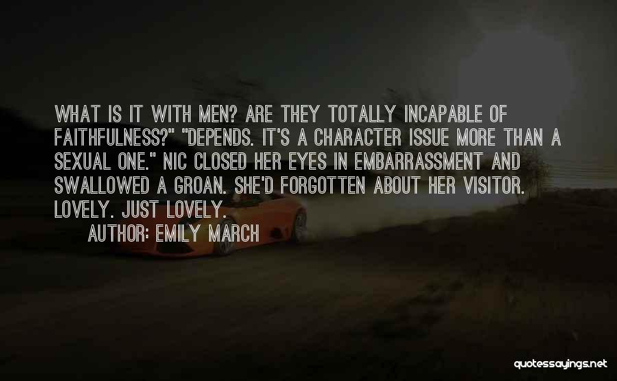Emily March Quotes 1172847