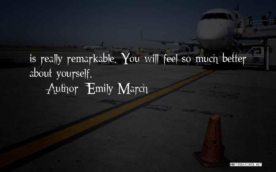 Emily March Quotes 1319329