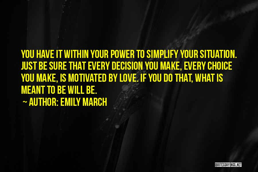 Emily March Quotes 2054080