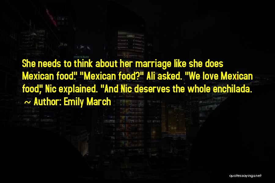 Emily March Quotes 288798