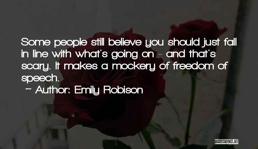 Emily Robison Quotes 1872108