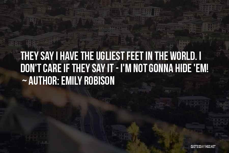 Emily Robison Quotes 2022162