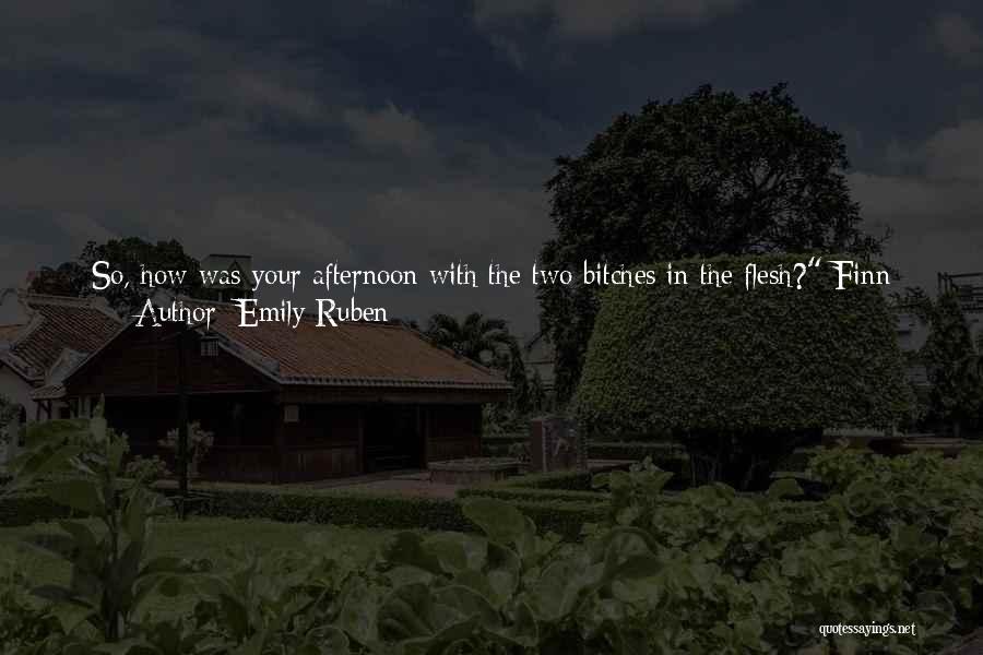 Emily Ruben Quotes 637429