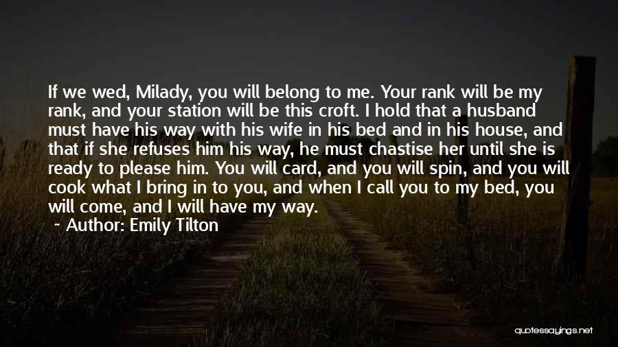 Emily Tilton Quotes 689015