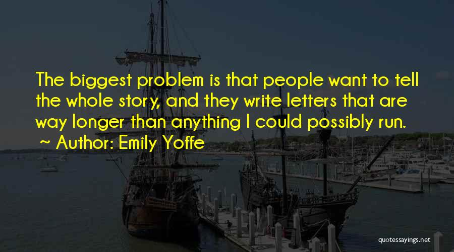 Emily Yoffe Quotes 1203957
