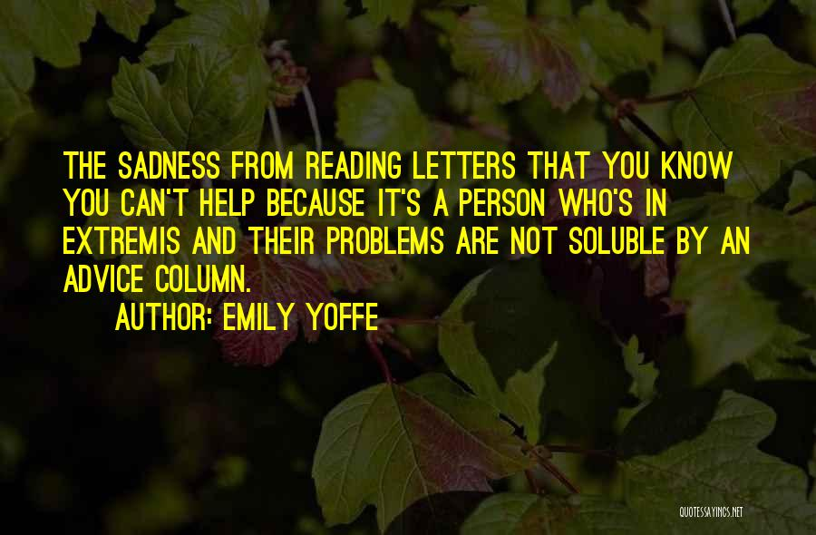 Emily Yoffe Quotes 1281215