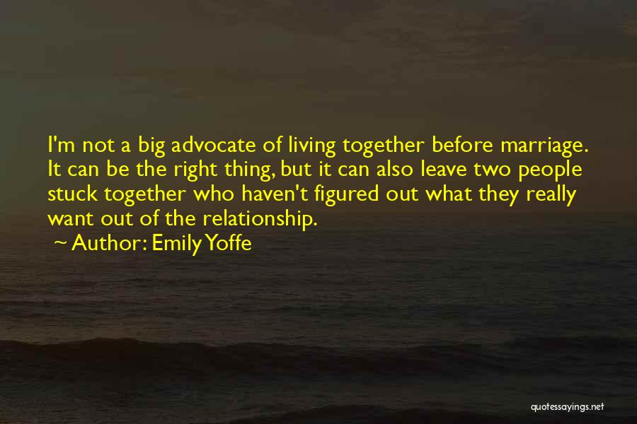 Emily Yoffe Quotes 1700141