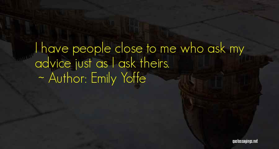 Emily Yoffe Quotes 343319