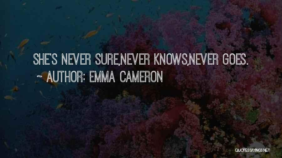 Emma Cameron Quotes 2066500