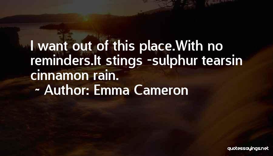 Emma Cameron Quotes 314448