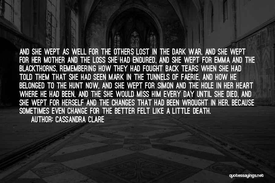 Emma Carstairs Quotes By Cassandra Clare