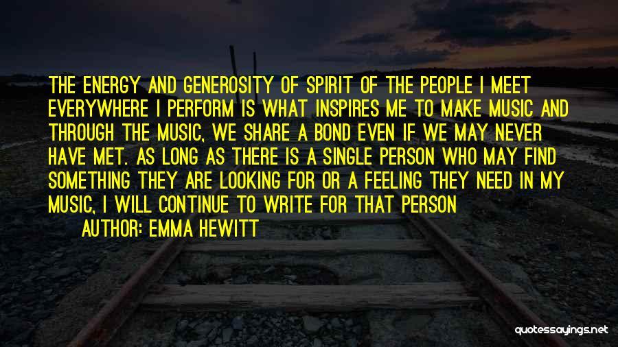 Emma Hewitt Quotes 1167729