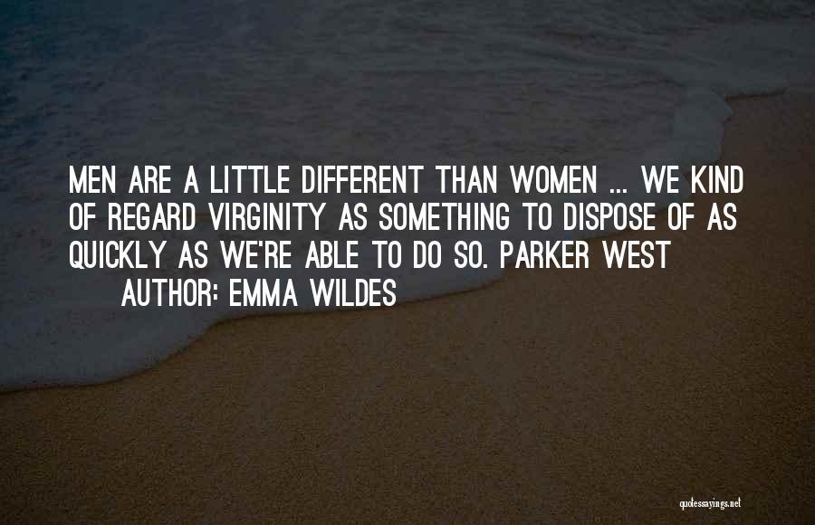 Emma Wildes Quotes 1155841