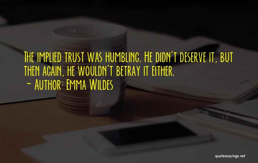 Emma Wildes Quotes 2037640