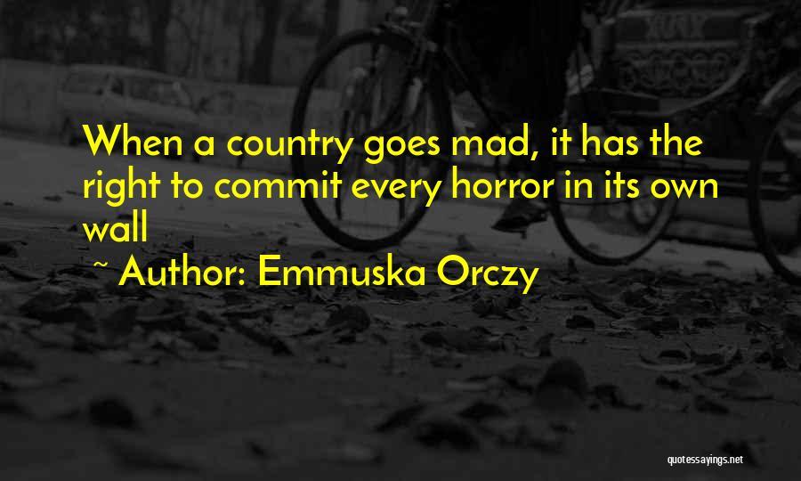 Emmuska Orczy Quotes 1019304