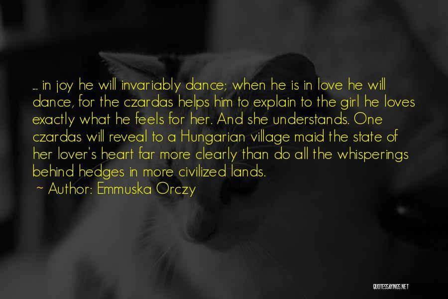 Emmuska Orczy Quotes 242478