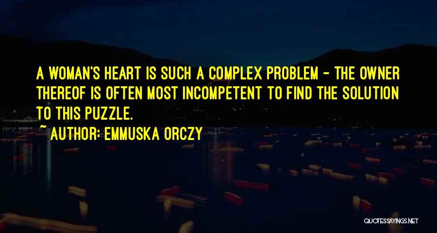 Emmuska Orczy Quotes 433908