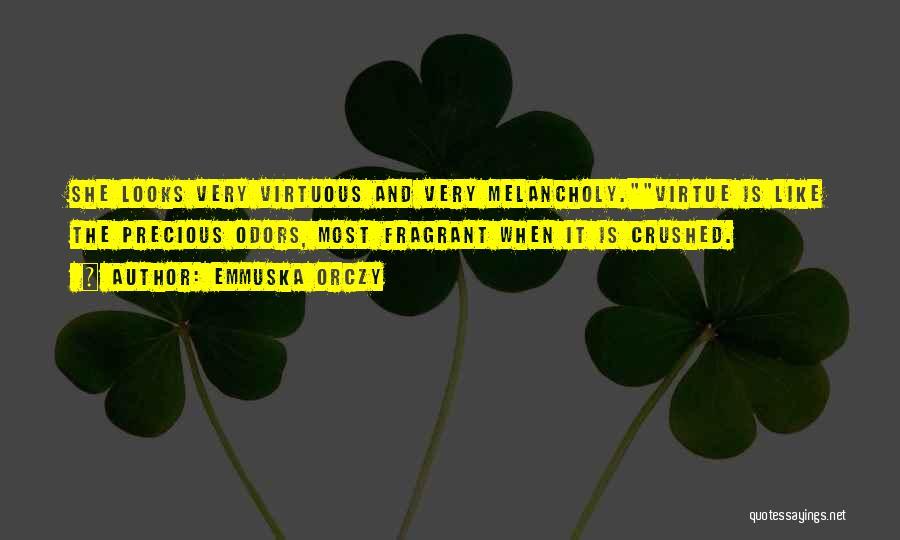 Emmuska Orczy Quotes 800680