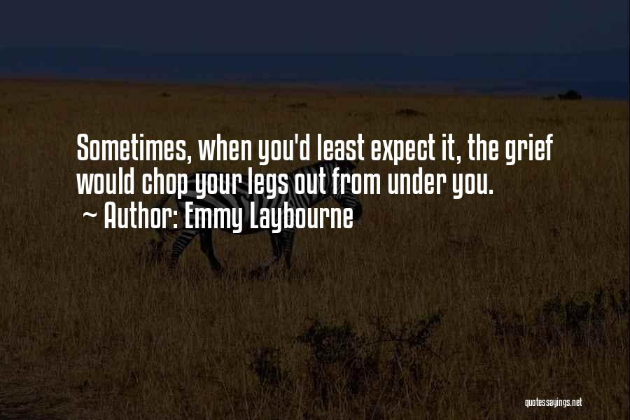 Emmy Laybourne Quotes 1926230