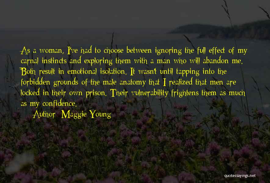 Emotional Best Man Quotes By Maggie Young