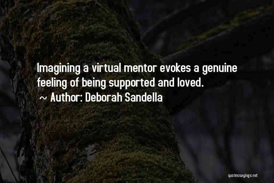Emotional Growth Quotes By Deborah Sandella