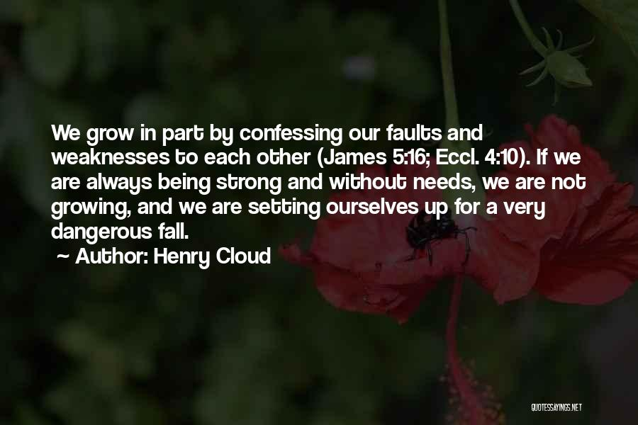 Emotional Growth Quotes By Henry Cloud