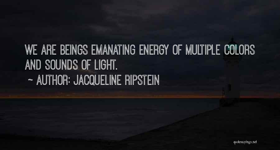 Emotional Growth Quotes By Jacqueline Ripstein