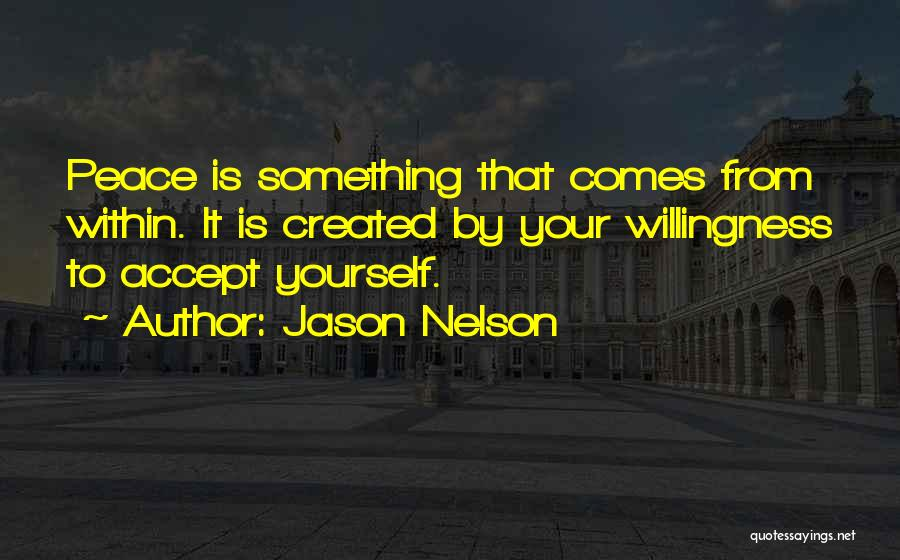 Emotional Growth Quotes By Jason Nelson