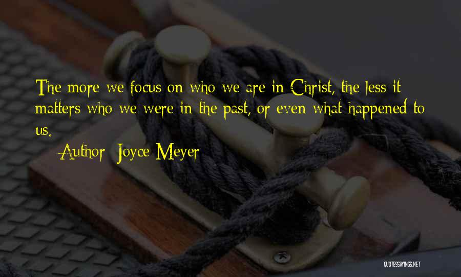 Emotional Growth Quotes By Joyce Meyer