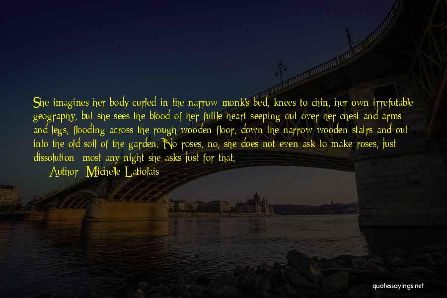 Emotional Loss Quotes By Michelle Latiolais