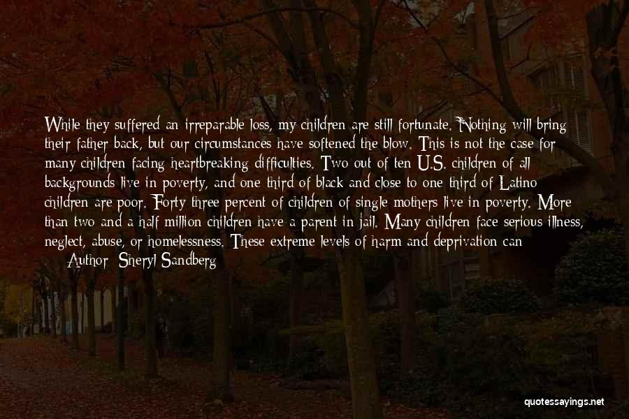 Emotional Loss Quotes By Sheryl Sandberg