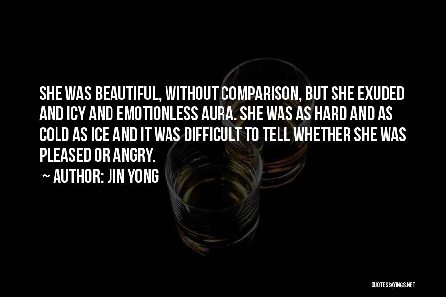 Emotionless Quotes By Jin Yong