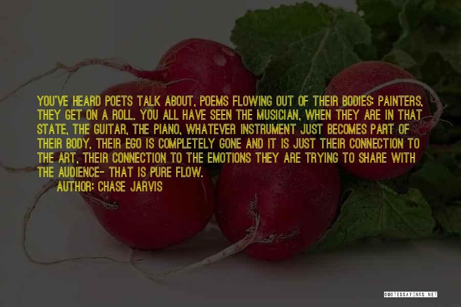 Emotions And Art Quotes By Chase Jarvis