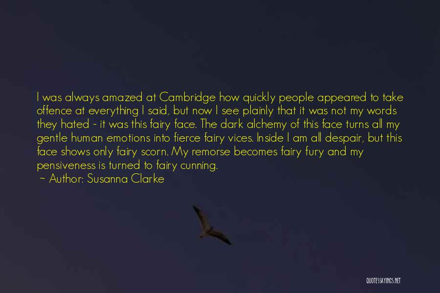 Emotions And Communication Quotes By Susanna Clarke