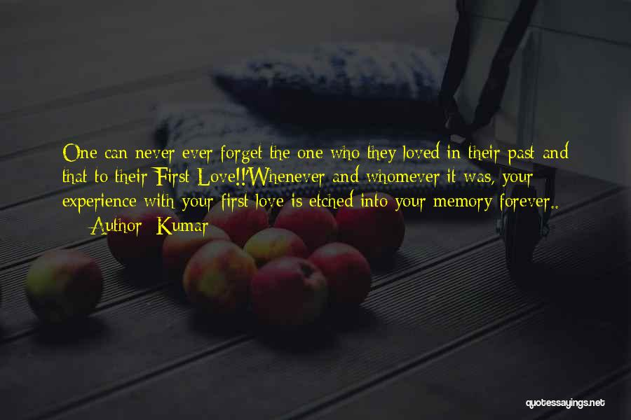 Emotions And Memories Quotes By Kumar