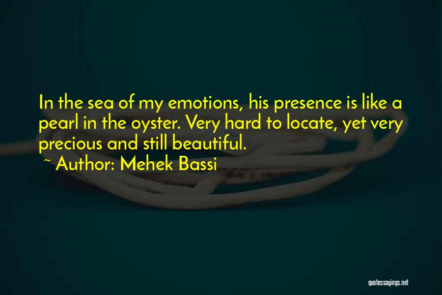 Emotions And Memories Quotes By Mehek Bassi