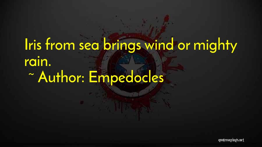 Empedocles Quotes 101164
