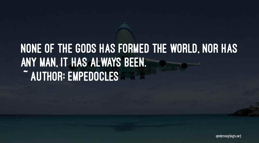 Empedocles Quotes 105183